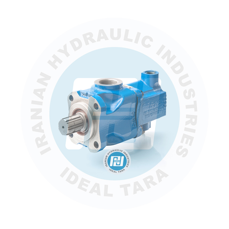 Axial Piston Pump - 6 Piston Series