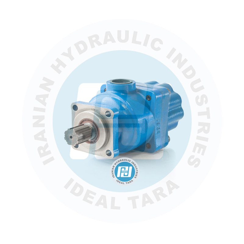 Axial Piston Pump - 9 Piston Series