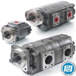Hydraulic Gear Pumps & Motors Bushing Series & Bearing Series