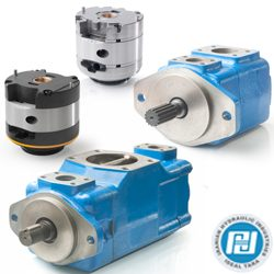 Hydraulic Vane Pumps & Cartridge Kit